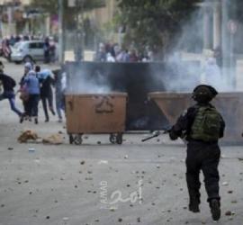 محدث - اندلاع مواجهات عنيفة في القدس والضفة..وإصابات في صفوف جنود الاحتلال - فيديو