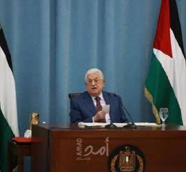 الرئيس عباس يعبر عن تقديره وشكره للموقف الوطني والقومي للرئيس المصري عبد الفتاح السيسي