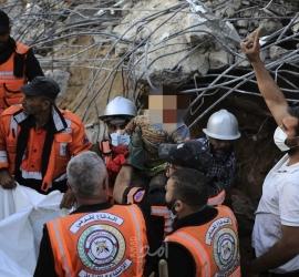الصحة توضح آخر تطورات العدوان الإسرائيلي على قطاع غزة