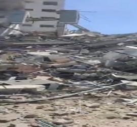 """""""أسوشيتد برس"""" تطالب بفتح تحقيق في غارة إسرائيلية استهدفت مبنى يضم مكتبها في قطاع غزة"""