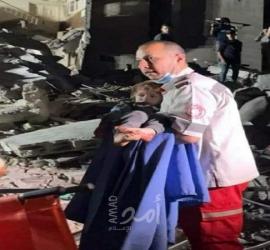 """أسماء شهداء """"مجزرة الرمال"""" فجر الأحد بغزة!"""