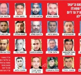 """""""يديعوت"""" تكشف أسماء قيادات من حم_اس  تقول إسرائيل أنّها اغتالتهم"""