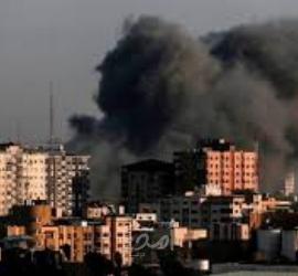 شهيدة وخمس جرحى في غارات إسرائيلية مكثفة على خان يونس ورفح جنوب قطاع غزة