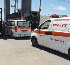 بدء دخول جرحى العدوان الإسرائيلي على قطاع غزة إلى مصر