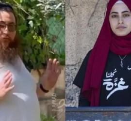 """شرطة الاحتلال تفرج عن الناشطة المقدسية """"منى الكرد"""" بكفالة وشرط!"""