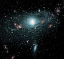 تفاصيل مثيرة..اكتشاف 'القوس العملاق' في الفضاء