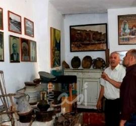 """سخنين: مركز التراث يفتتح أبوابه للزوار بمعرضه الجديد """"الذاكرة السخنينية - ذاكرة بلد"""""""