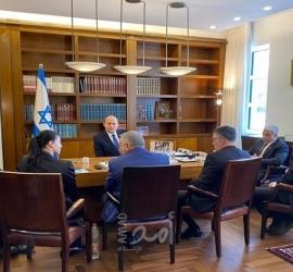 """منصور عباس يعقد """"صفقة"""" مع التحالف الإسرائيلي الحاكم حول لم الشمل!"""