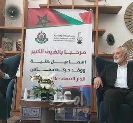"""""""BDS"""" تستنكر اجتماع  هن-ية برئيس الحكومة المغربية الغارقة في التطبيع"""