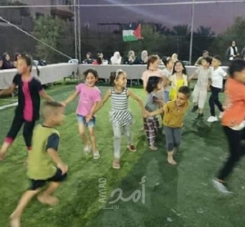 """""""أيز أرك"""" تنفذ يوماً ترفيهاً لأطفال غزة في كاليفورنيا"""