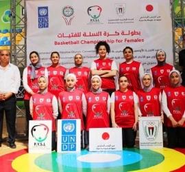 """بنات غزة الرياضي وأكاديمية النجوم يتغلبن على جمعية الشبان و""""تشامبيونز"""""""