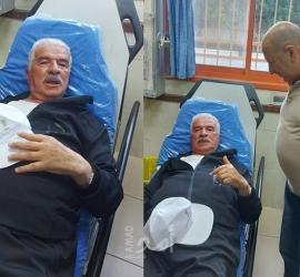 قوات الاحتلال تعتدي على محافظ طوباس ورئيس هيئة مقاومة الجدار والاستيطان