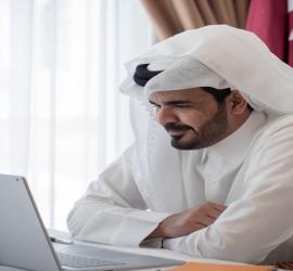 """قطر تحرز أول ميدالية أولمبية ذهبية في تاريخها بيد مصرية.. و""""جوعان بن حمد"""" يعلق"""