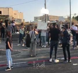 تظاهرة أمام محكمة الاحتلال بالقدس منعاً لتهجير أهالي حيّ الشيخ جراح