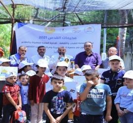 الشباب والثقافة تُعلن انطلاق مخيماتها الصيفية للشباب والأطفال بغزة
