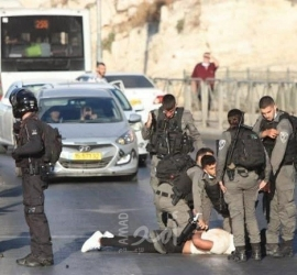 قوات الاحتلال تعتقل شابين من القدس