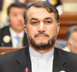 عبداللهيان: طهران قلقة إزاء تشديد العنف في أفغانستان