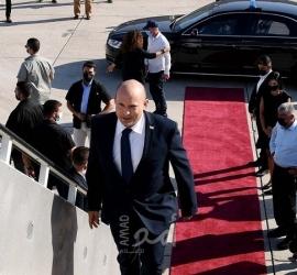 بن زايد يدعو نفتالي بينيت للقيام بزيارة رسمية  إلى الإمارات