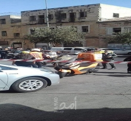 الإعلام العبري: أنباء أولية عن عملية طعـن في شارع يافا بالقدس