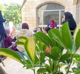 برنامج غزة ينفذ المجموعة الثالثة من تدريب متخصص في إدارة الضغوط