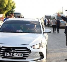 غزة: المواصلات تكشف عن تحسينات للتخفيف عن السائقين