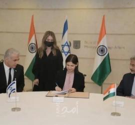 الشراكة بين إسرائيل والإمارات والهند والولايات المتحدة ثورة هادئة