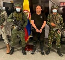 بالفيديو.. الجيش الكولومبى يعتقل أحد كبار تجار المخدرات