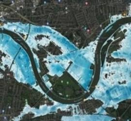 بحلول 2050.. 3 ملايين منزل مهدد بخطر الغرق فى بريطانيا