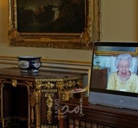 الملكة اليزابيث تلتقى بسفراء جدد عن طريق محادثة فيديو من قلعة وندسور