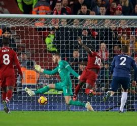 ماني: حصول ليفربول على بطولة الدوري الإنجليزي أمر مستحيل