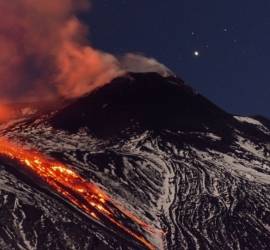 توقف بركان لا بالما فجأة يثير حيرة وقلق العلماء