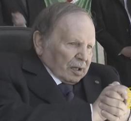 نعي وطني فلسطيني عام للرئيس الجزائري بوتفليقة: خدم قضايا الأمة