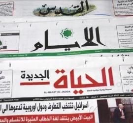عناوين الصحف الفلسطينية 16/4/2021