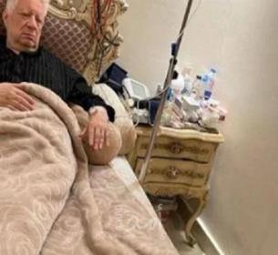 تفاصيل الحالة الصحية لـ مرتضى منصور بعد سقوطه مغشيا عليه