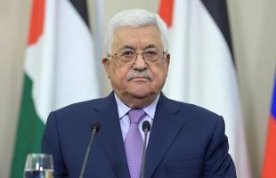 الرئيس عباس يهاتف محمد الحديدي معزيًا باستشهاد زوجته وأبنائه
