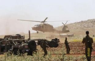 جيش الاحتلال يبدأ مناورات واسعة تحاكي حربًا شاملة