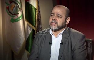 القيادي الحمساوي أبو مرزوق: احتمالية تأجيل الانتخابات 40% ومروان سيهزم عباس