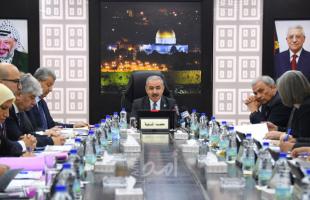 """حكومة رام الله تقرر إجراء الانتخابات لـ""""14"""" هيئة محلية في الضفة الغربية"""