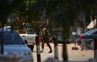 مسلحون يقتحمون كنيسة في بوركينا فاسو ويقتلون أربعة