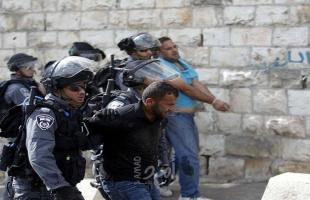 قوات الاحتلال تمدد اعتقال ثلاثة نشطاء من القدس