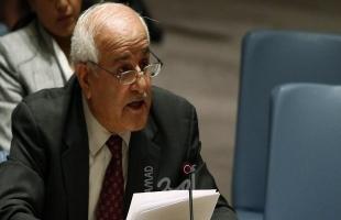 منصور يبعث 3 رسائل متطابقة لمسؤولين أمميين حول الانتهاكات الإسرائيلية