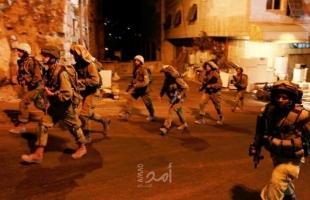 """مواجهات مسلحة بين شباب """"كتائب الأقصى"""" وقوات الاحتلال خلال اقتحام مخيم جنين"""