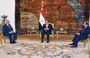 السيسي يلتقي حفتر ويبحث معه تطورات الساحة الليبية
