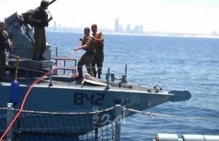 زوارق الاحتلال تطلق النار على مراكب الصيادين قبالة بحر شمال القطاع