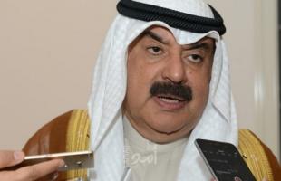 نائب وزير الخارجية الكويتي: الوضع في المنطقة حساس وبالغ الخطورة وهناك تطورات متسارعة