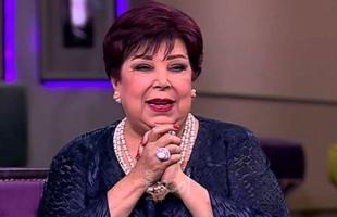 """الفنانة المصرية """"رجاء الجداوي"""" تتعرض لوعكة صحية شديدة"""
