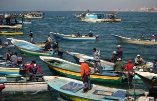 سلطات الاحتلال تفرج عن 13 مركب صيد في بحر غزة