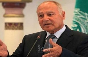 أبو الغيط يستقبل المبعوث الأممي لعملية السلام ويحذر من التطرف اليميني ضد الفلسطينيين