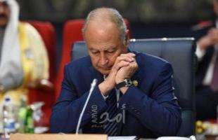أبو الغيط يجدد التزام الجامعة العربية بمساندة السودان خلال المرحلة الانتقالية