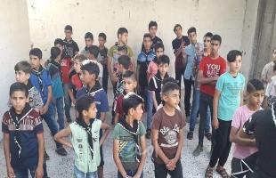 مجموعة العودة الكشفية بغرب غزة تنظم افطاراً جماعياً لأعضائها